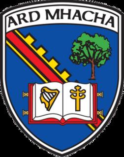 Armagh GAA county board of the Gaelic Athletic Association in Ireland