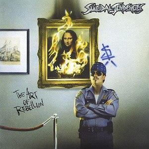 The Art of Rebellion - Image: Artofrebellioncover