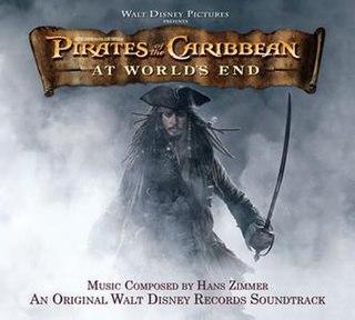 2007 soundtrack album by Hans Zimmer