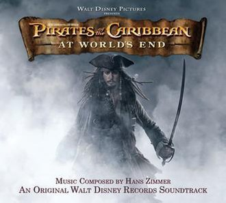Pirates of the Caribbean: At World's End (soundtrack) - Image: At World's End Soundtrack