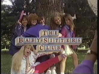 The Baby-Sitters Club (TV series) - Image: Baby sitters club title card