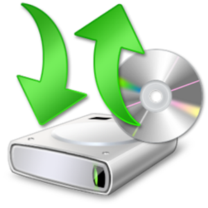 Backup and Restore - Image: Backup center icon