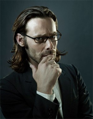 Baltar (Battlestar Galactica) - Gaius Baltar in the new miniseries and TV series, played by James Callis.