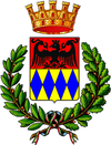 Coat of arms of Bastida de' Dossi