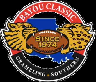 Bayou Classic - Image: Bayou Classic logo