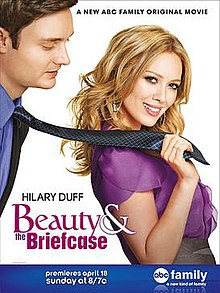 Beauty and the briefcase (2009) [English] SL YT - Hilary, Duff Michael, McMillian, Matt Dallas, Chris Carmack