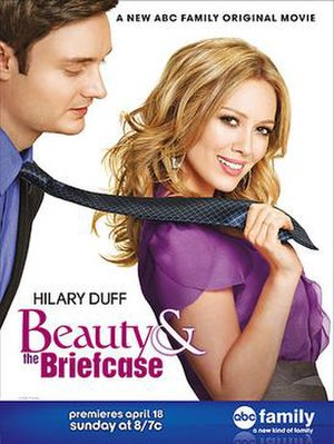 Beauty & the Briefcase - Promotional poster