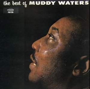 The Best of Muddy Waters - Image: Best of Muddy Waters 1958 Chess Records