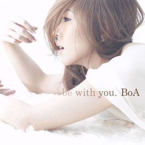 Be with You (BoA song) - Image: Bo A Be with You