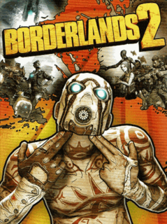 <i>Borderlands 2</i> 2012 first-person shooter video game