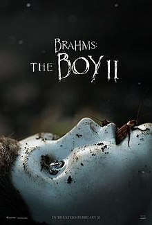 Brahms The Boy II 2020 USA William Brent Bell Katie Holmes Owain Yeoman Christopher Convery Ralph Ineson Drama, Horror, Mystery, Thriller