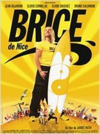 Brice de Nice - Film poster