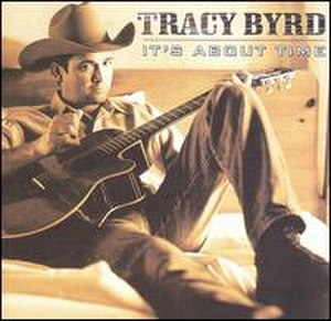 It's About Time (Tracy Byrd album) - Image: Byrd itsabout