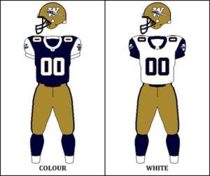 2004 Winnipeg Blue Bombers season - Image: CFL WPG Jersey 2002