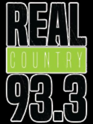 CKSQ-FM - Image: CKSQ Real Country 93.3 logo