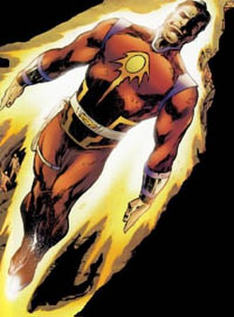 Captain Comet - Image: Captain Comet (DC Comics)