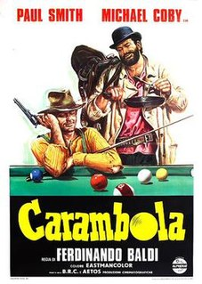 <i>Carambola!</i> 1974 film by Ferdinando Baldi