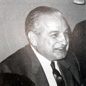 Carlos Marcello - Image: Carlos Marcello from The Mafia Encyclopedia