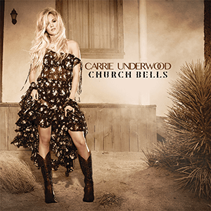 Church Bells (song) - Image: Carrie Underwood Church Bells (Official Single Cover)