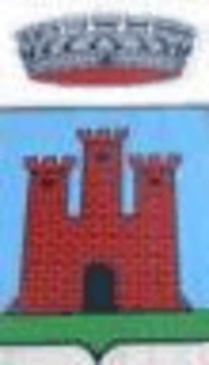 Castelnuovo Parano - Image: Castelnuovo Parano Stemma
