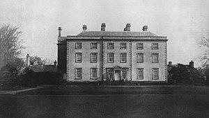 Mervyn Archdall (junior) - Castle Archdale House
