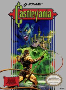 Castlevania 1986 Video Game Wikipedia
