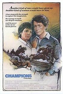 <i>Champions</i> (1984 film) 1983 film by John Irvin