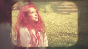 Change (Christina Aguilera song) - Aguilera in lyric video