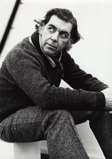 Charles Daudelin Canadian artist