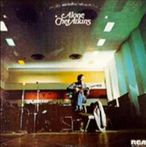 Alone (Chet Atkins album) - Image: Chet Atkins Alone