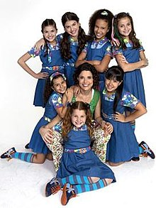 220px Chiquititas 2013 cast