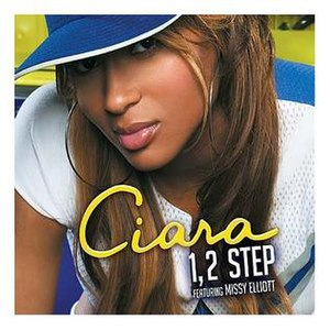 1, 2 Step - Image: Ciara 1, 2 step
