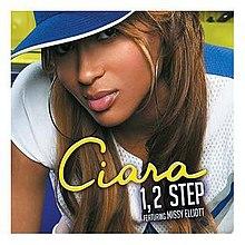 musica 1 2 step ciara