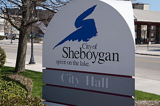 Sheboygan, Wisconsin - Sheboygan City Hall