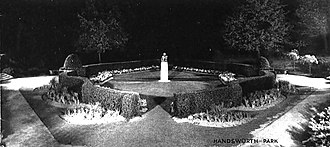 Handsworth Park - The Civic Society Garden