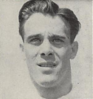 Cliff Lewis (quarterback) - Lewis in 1946