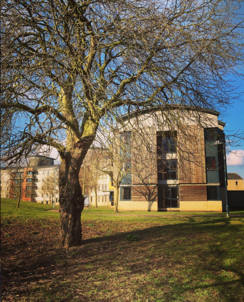 Colman House at the University of East Anglia