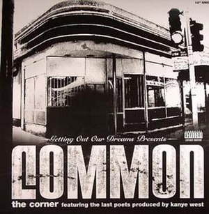 The Corner (song) - Image: Common the corner