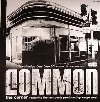The Corner (song) - Image: Common the corner