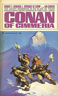 <i>Conan of Cimmeria</i> collection of short stories