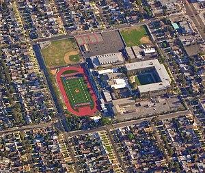 Crenshaw High School - Image: Crenshaw Cougers