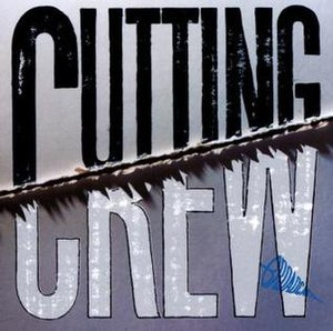 Broadcast (Cutting Crew album) - Image: Cutting Crew Broadcast CD cover