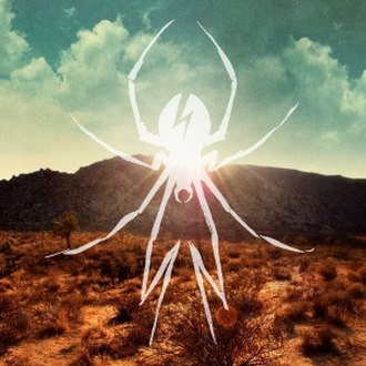 Danger Days: The True Lives of the Fabulous Killjoys - Image: Danger Days album 2010