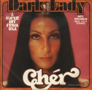 Dark Lady (song) - Image: Dark Lady (song)