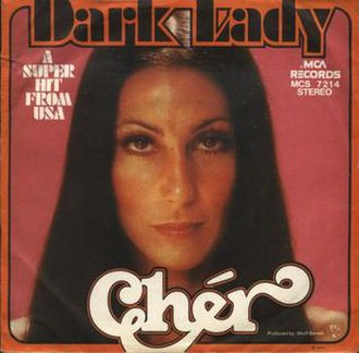 Dark Lady (song) - Image: Dark Lady (song)