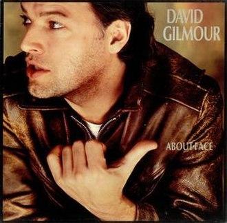 About Face (album) - Image: David Gilmour About Face
