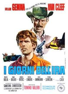 <i>Day of Anger</i> 1967 film by Tonino Valerii