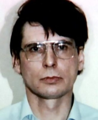 Dennis Nilsen - Mug shot of Nilsen taken, after his arrest, in February 1983
