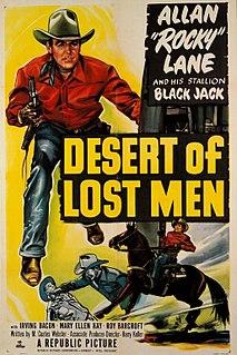 <i>Desert of Lost Men</i> 1951 film by Harry Keller
