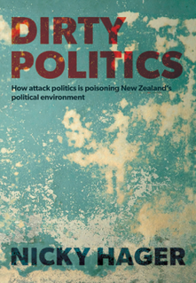 <i>Dirty Politics</i> book by Nicky Hager